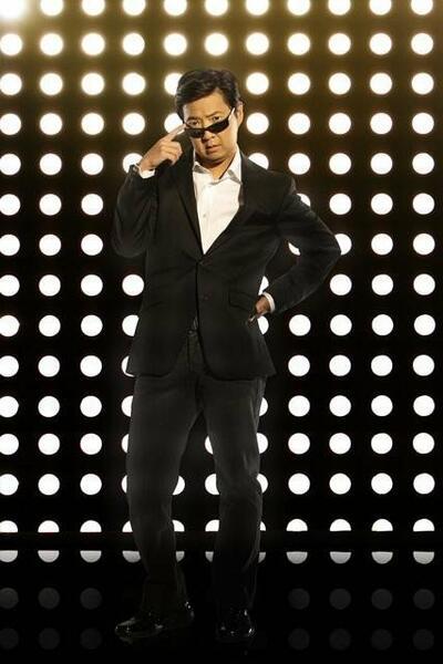 Ken Jeong in The 2011 Billboard Music Awards