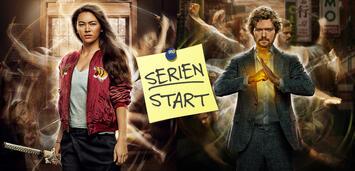 Bild zu:  Marvel's Iron Fist startet heute in die 1. Staffel auf Netflix