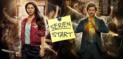 Marvel's Iron Fist startet heute in die 1. Staffel auf Netflix