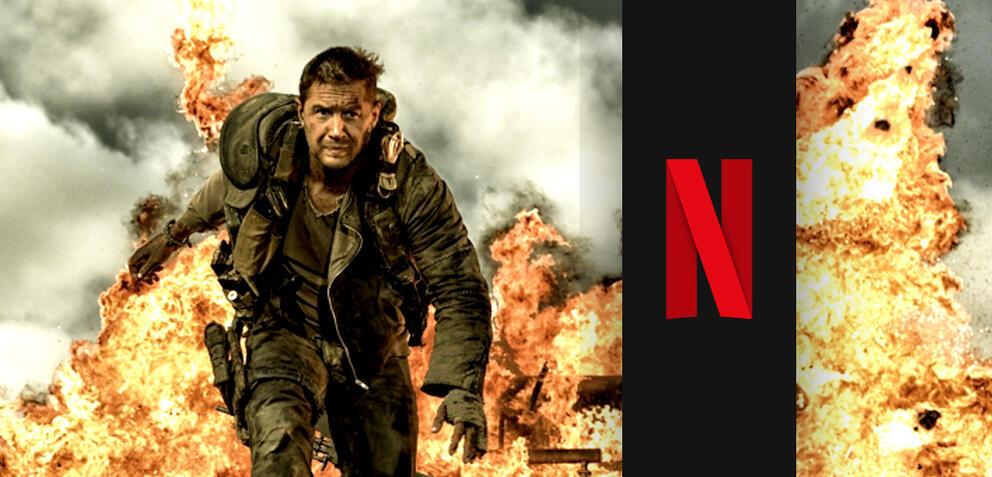 Neu auf Netflix: Mad Max Fury Road, Sentinelle und weitere Action-Kracher