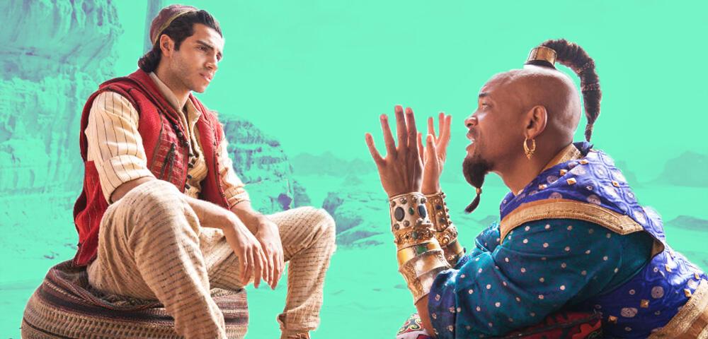 Milliarden-Film: Aladdin-Star kriegt trotz Blockbuster kaum Jobs