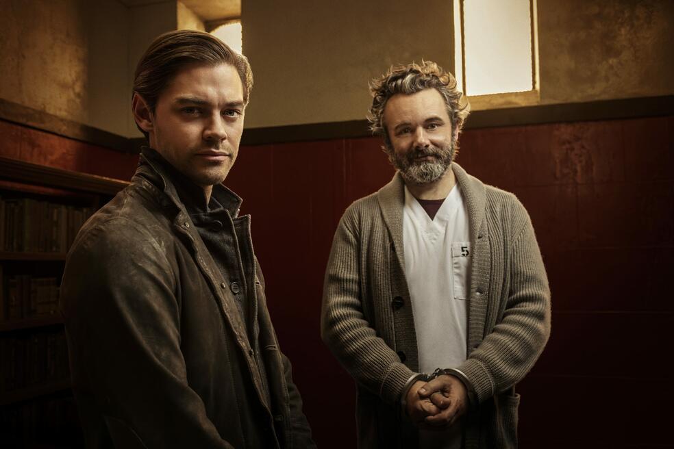 Prodigal Son, Prodigal Son - Staffel 1 mit Michael Sheen und Tom Payne