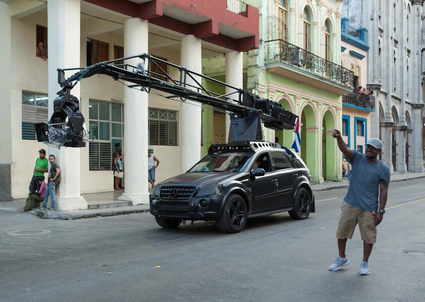 Fast & Furious 8 mit F. Gary Gray