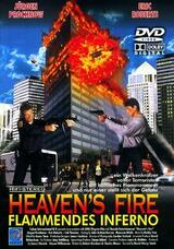 Heaven's Fire - Flammendes Inferno - Poster