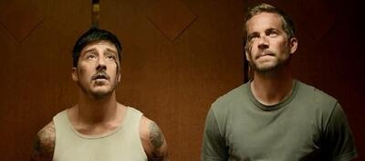 Paul Walker und David Belle in Brick Mansions