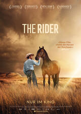 The Rider - Poster