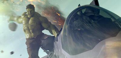 Der unglaubliche Hulk in Marvel's The Avengers