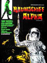 Raumschiff Alpha - Poster