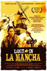 Lost in La Mancha - Poster