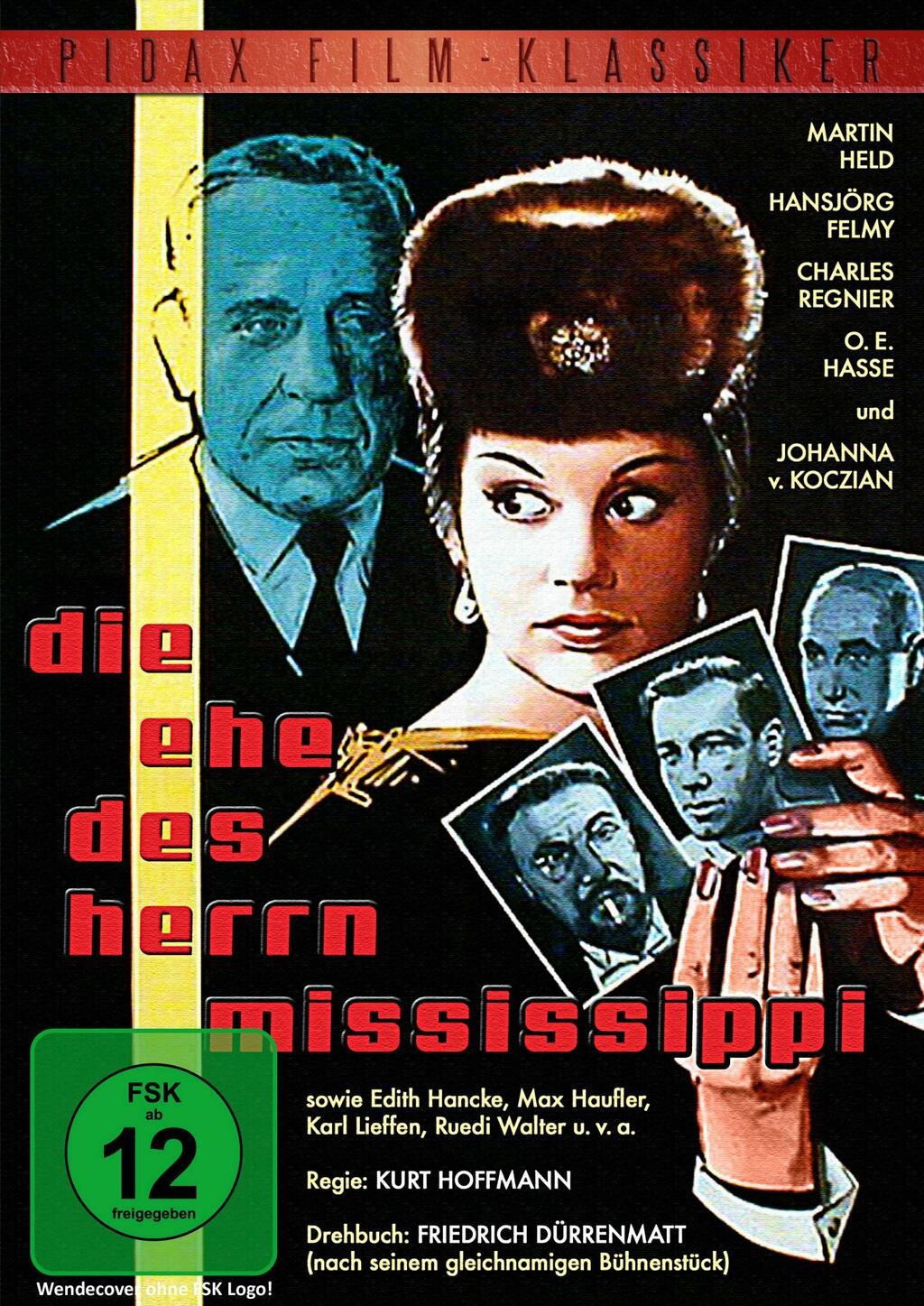 Die Ehe des Herrn Mississippi