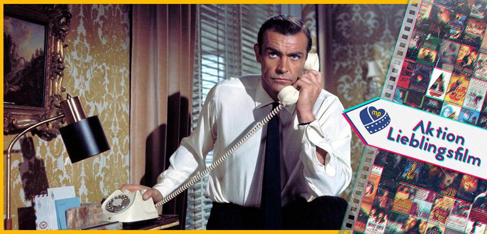 Sean Connery ist James Bond