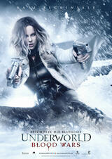 Underworld 5: Blood Wars - Poster