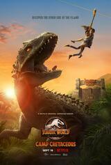 Jurassic World: Neue Abenteuer - Poster