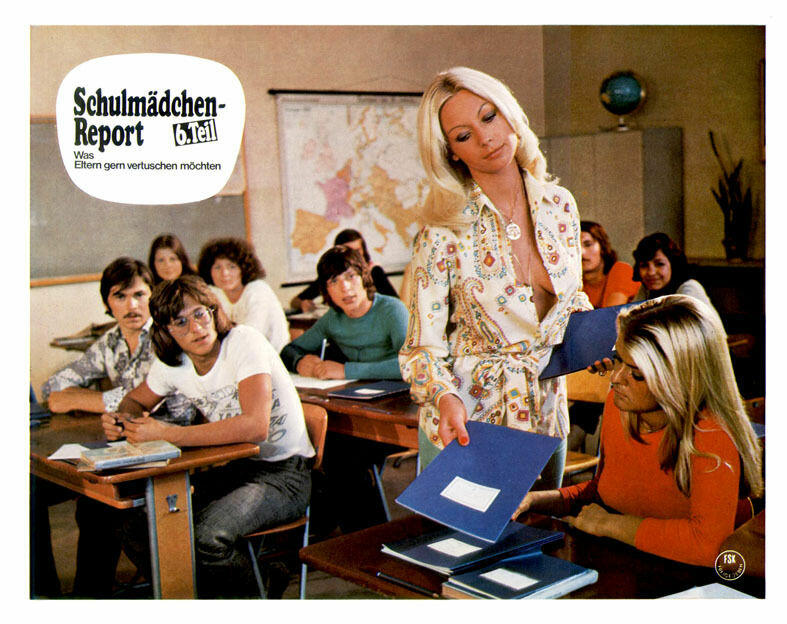 Schulmädche Report Ganzer Film