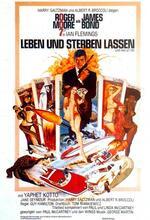 James Bond 007 - Leben und sterben lassen Poster