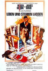 James Bond 007 - Leben und sterben lassen - Poster
