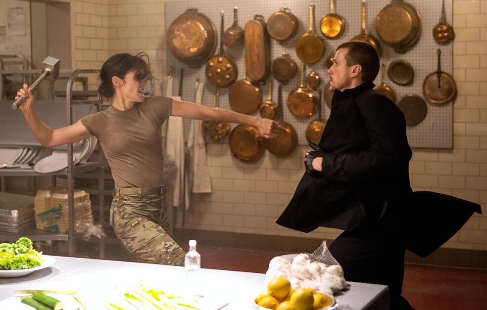 Jack Reacher 2 - Kein Weg zurück mit Cobie Smulders