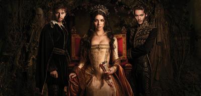Königliches Blut in der 2. Staffel von Reign