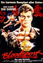 Bloodsport - Eine wahre Geschichte Poster