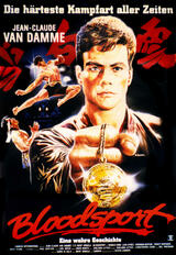 Bloodsport - Eine wahre Geschichte - Poster