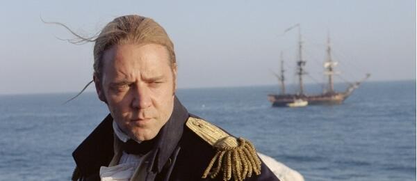 Begibt sich Russell Crowe bald wieder auf eine Reise auf hoher See?