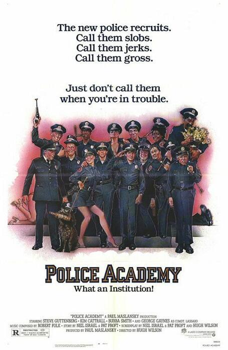 Police Academy I - Dümmer als die Polizei erlaubt - Bild 8 von 10