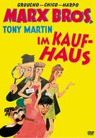 Die Marx Brothers im Kaufhaus