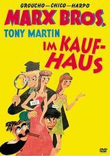 Die Marx Brothers im Kaufhaus - Poster