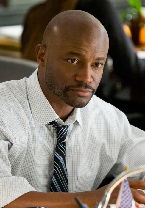 Murder in the First mit Taye Diggs