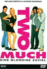 Two Much - Eine Blondine zuviel - Poster