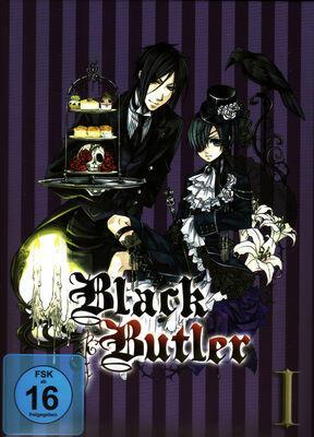 Black Butler Episodenguide