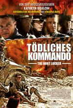 Tödliches Kommando - The Hurt Locker Poster