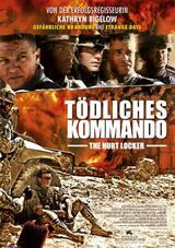 Tödliches Kommando - The Hurt Locker - Poster