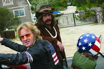 Owen Wilson und Ben Stiller in Starsky & Hutch (2004)