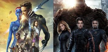 Bild zu:  X-Men & Fantastic Four