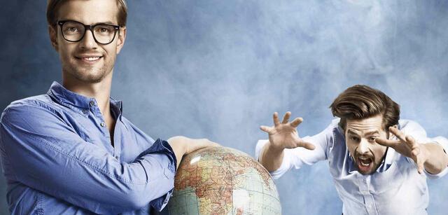 Joko Gegen Klass Das Duell Um Die Welt Geht Im November In Die