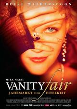 Vanity Fair - Jahrmarkt der Eitelkeiten - Poster