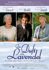 Der Duft von Lavendel - Poster