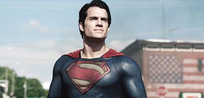 Henry Cavill als Superman aka Clark Kent in Man of Steel