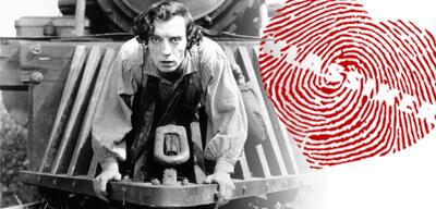 Buster Keaton in Der General