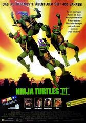 Ninja Turtles III