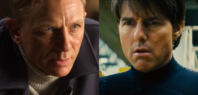 James Bond siegt, Ethan Hunt ist fassungslos