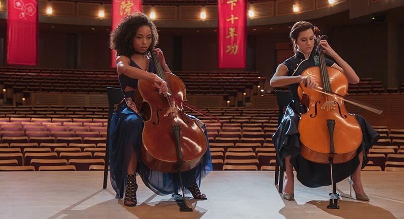 The Perfection mit Allison Williams und Logan Browning
