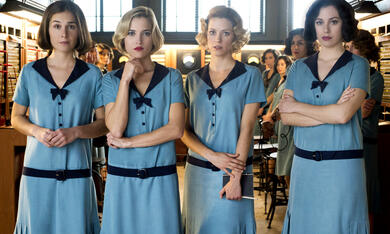 Cable Girls, Cable Girls Staffel 1 - Bild 2