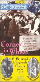A Corner in Wheat - Poster