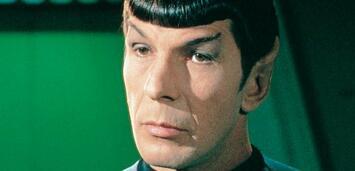 Bild zu:  Leonard Nimoy als Mr. Spock