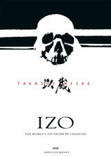Izo - The world can never be changed - Poster