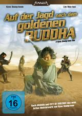 Auf der Jagd nach dem goldenen Buddha - Poster