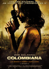 Colombiana - Poster