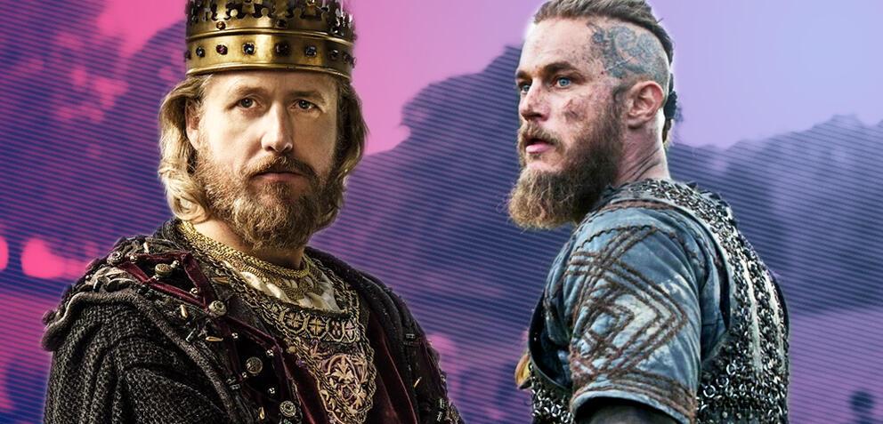 Vikings: Ragnar und Egbert